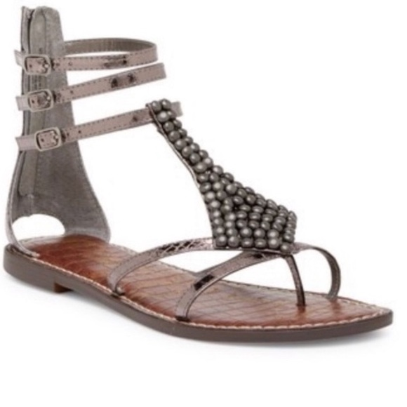 "Sam Edelman Shoes - Sam Edelman ""Ginger"" Gladiator Sandal"